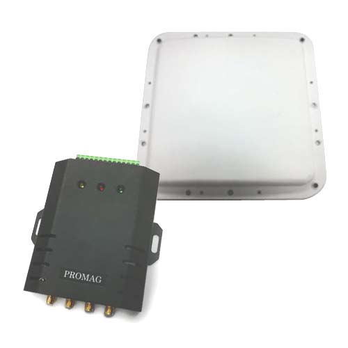 UHF RFID Reader and Antenna